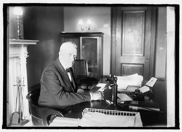 Sen. Helm Bursum, N.M.