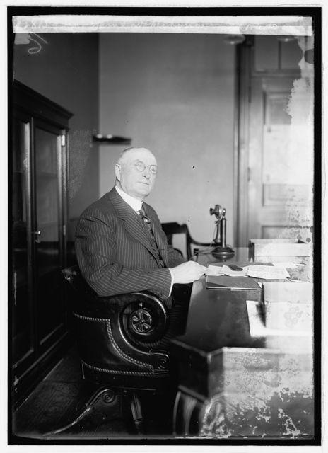 Sen. Samuel D. Nickolson, Colorado