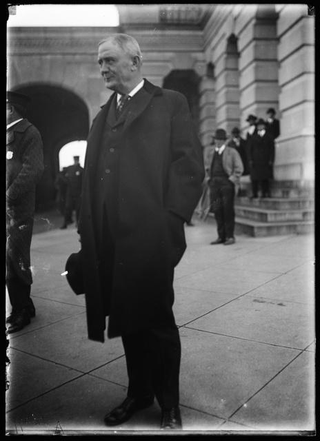Senator Harry S. New of Indiana