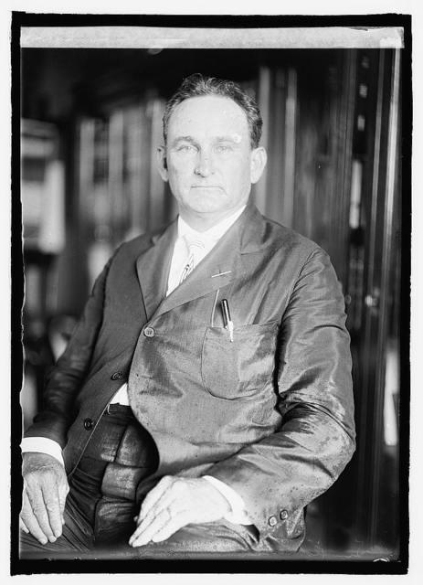 Senator Jos. T. Robinson, Arkansas