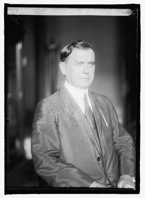 Senator Kenneth McKellar, Tenn.