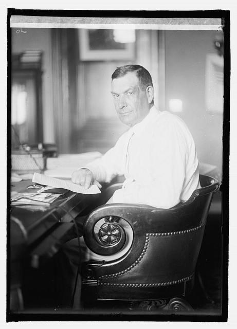 Senator Wesley L. Jones, Wash.