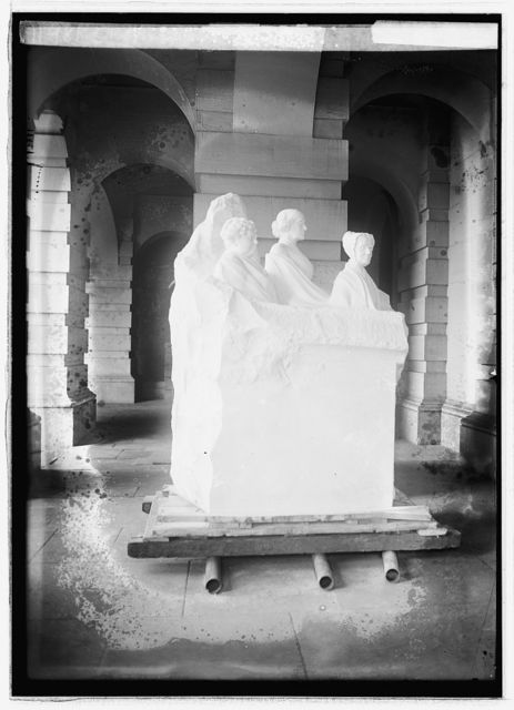 Suffrage Memorial, [2/8/21]