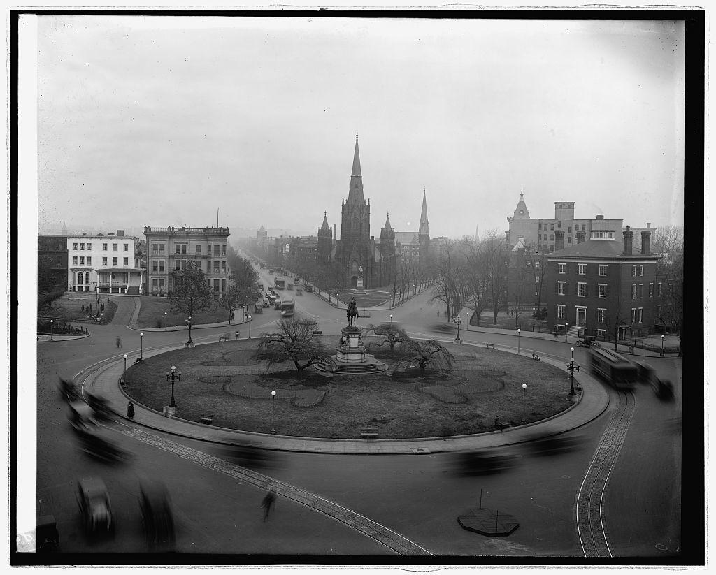Thomas Circle, [Washington, D.C.]