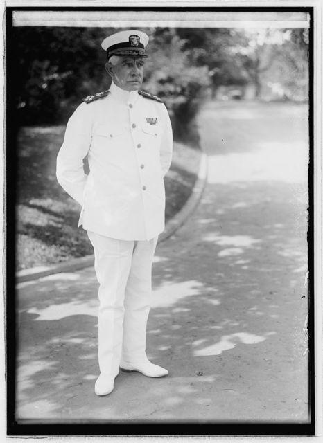 Vice Admiral Hilary P. Jones, [7/14/21]