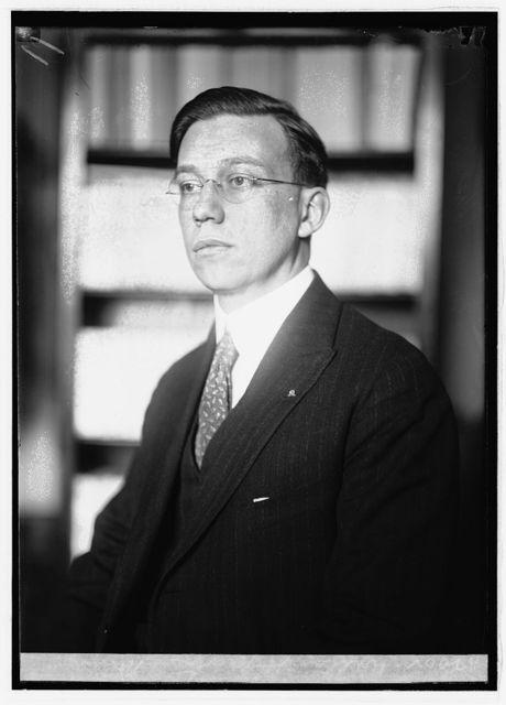 Walter H. Newton, Minn.