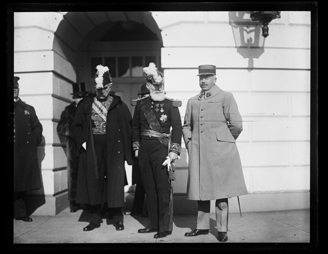 [White House visitors, Washington, D.C.]