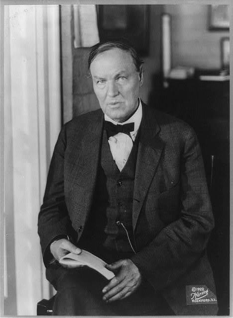 Clarence Darrow, 1857-1938