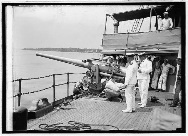 Coast Guard Cutter Seneca, [8/4/22]