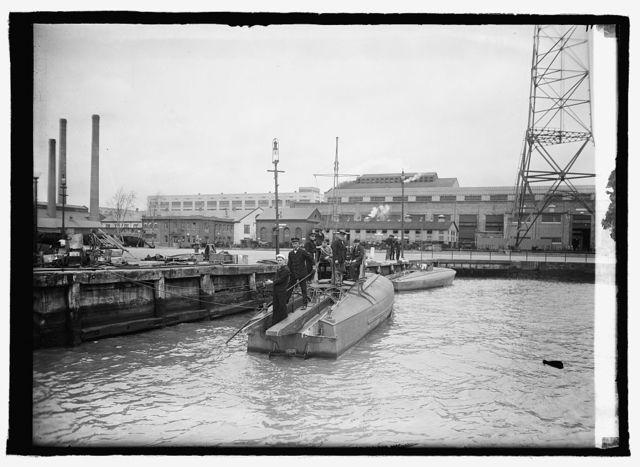 Coastal Patrol motor boats, 3/[22]