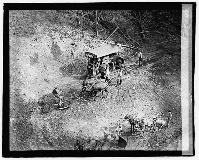 Digging new conduit, [10/3/22]