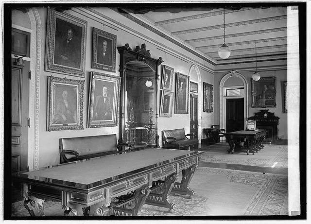 Diplomatic Room, State Dept.