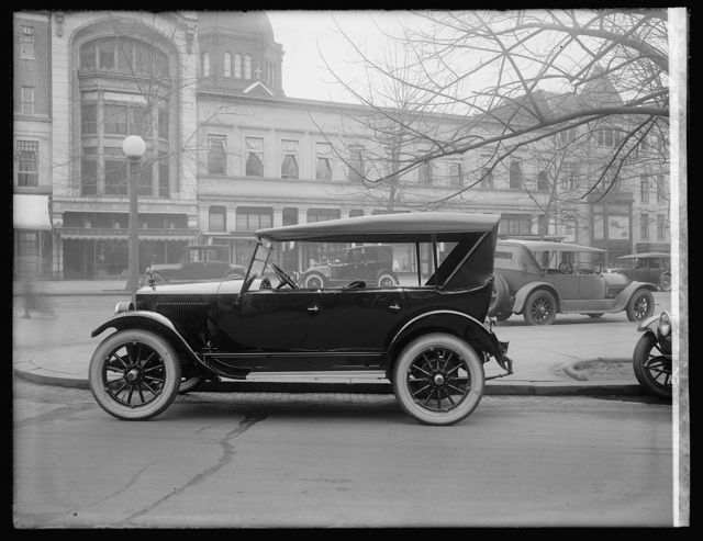 Essex Towing, 1922