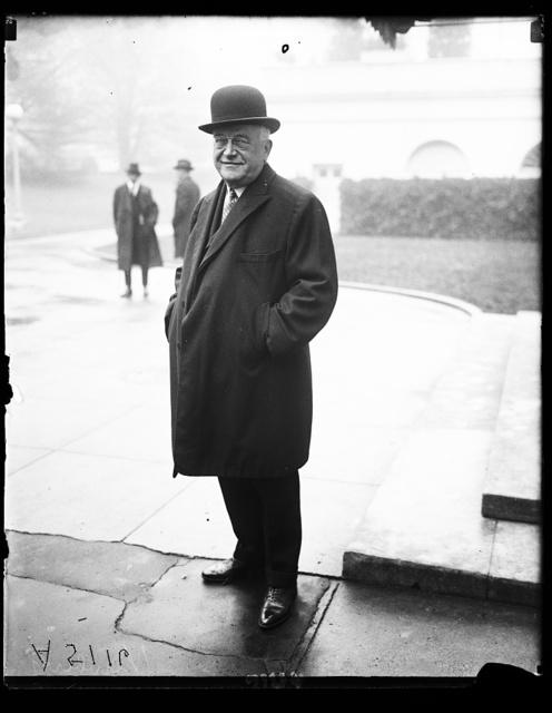 Ex-Senator Truman H. Newberry