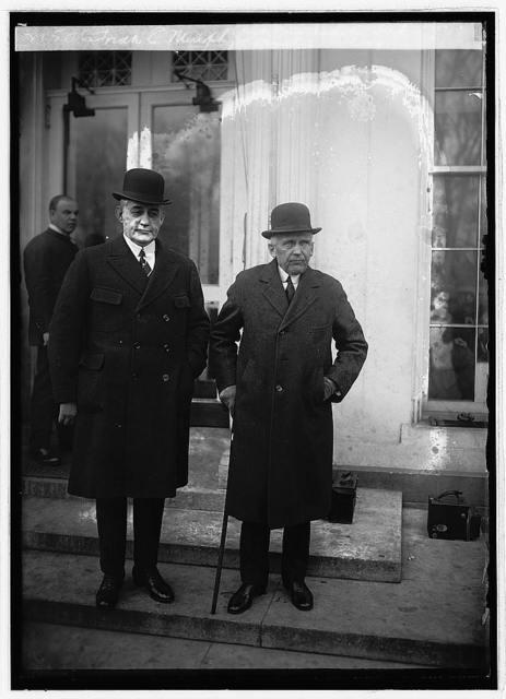 Fredk. E. Murphy & Senator Kellogg [...] trip