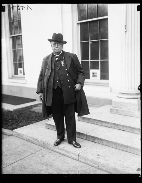 Gen. James W. Willett, newly elected Commander of the G.A.R.