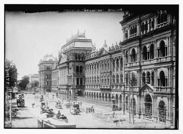 Government building, Calcutta, India