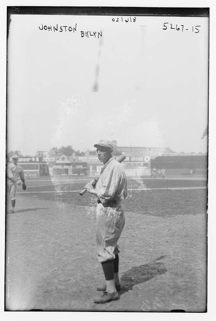 Jimmy Johnston, Brooklyn NL (baseball)