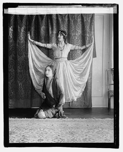 Mary Howry & Eliz. Ormand