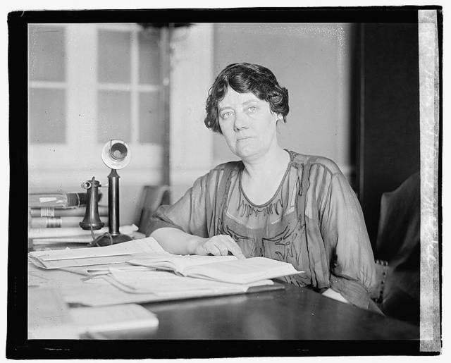 Miss H. Pearl McCall