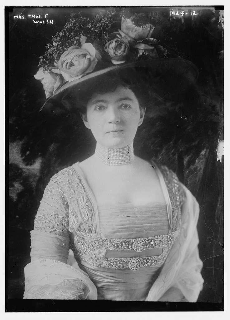 Mrs. Thos. F. Walsh