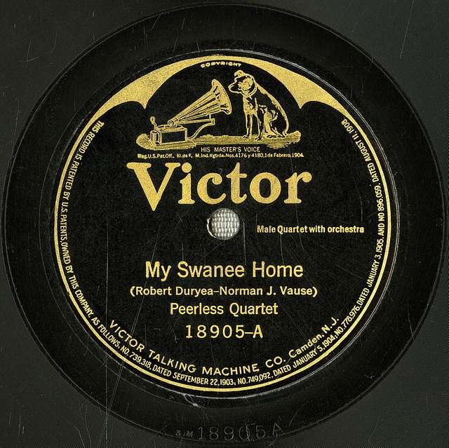 My Swanee home
