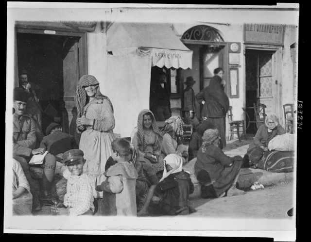 Refugees from Asia Minor