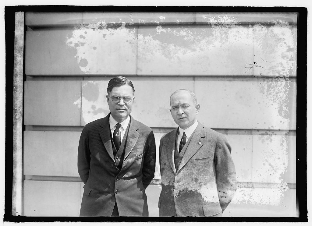 Royal C. Johnson & Roy V. Woodruff, [4/15/22]