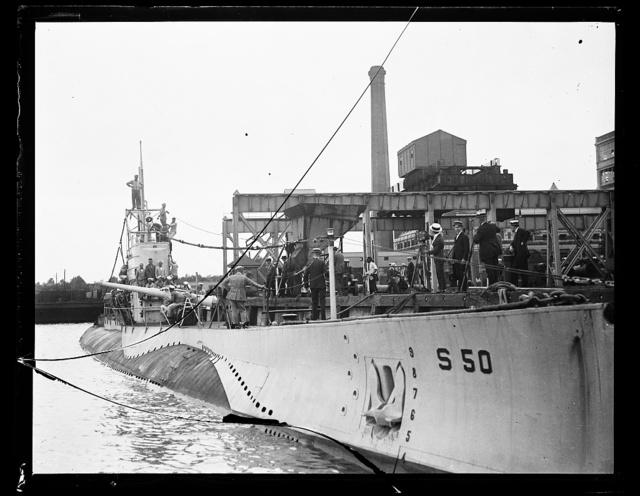 [S-50 Submarine]