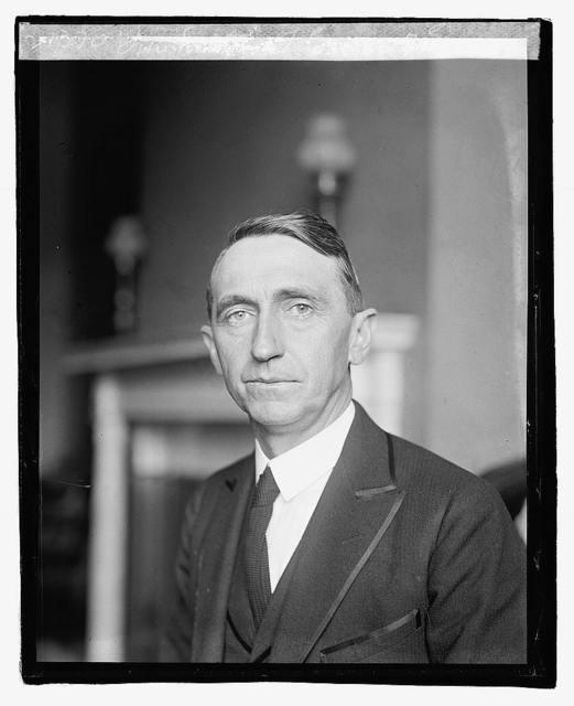 Sen. Walter F. George of Georgia, [11/20/22]