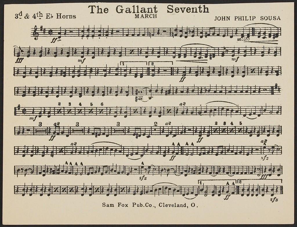 The  Gallant Seventh