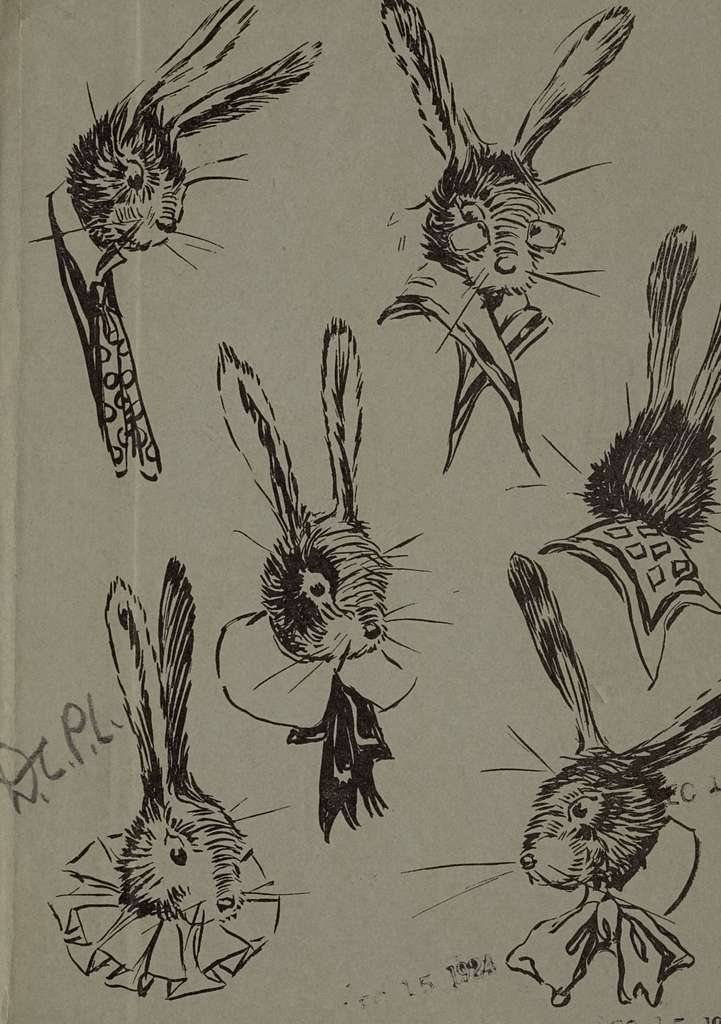 The tale of Bunny Cotton-tail,