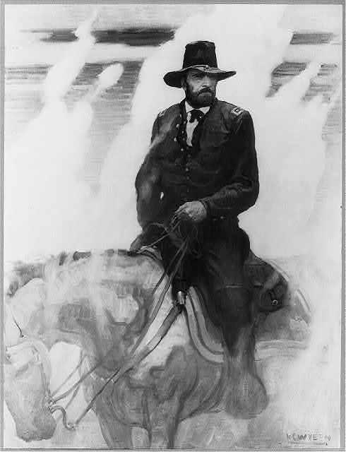 Ulysses Grant, Pres. U.S., 1822-1885
