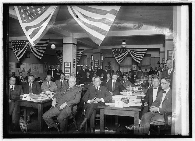 Veteran's Bureau Chiefs in session, [9/19/22]