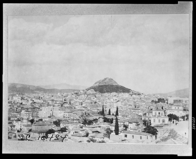 View of Athens / Kenneth Roberts.