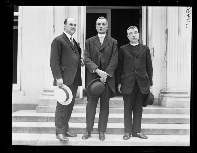 [White House visitors. Washington, D.C.]
