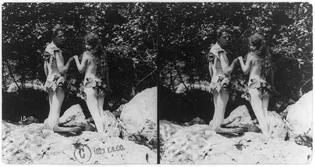 Adam and Eve #15