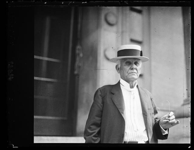 Asa G. Candler, Coca Cola king of Atlanta, Georgia