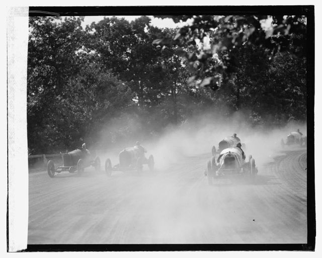 Auto races, Rockville Fair, [8/25/23]