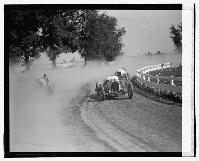 Auto races, Rockville Fair, [8/25/23]