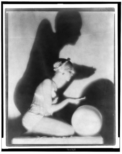 [Blanche Sweet(?) in costume]