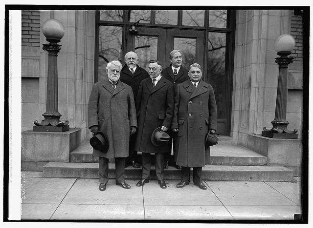 Board of visitors, Bureau of Standards, [3/19/23]