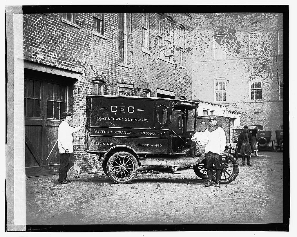 C&C Coat & Towel Service, Ford