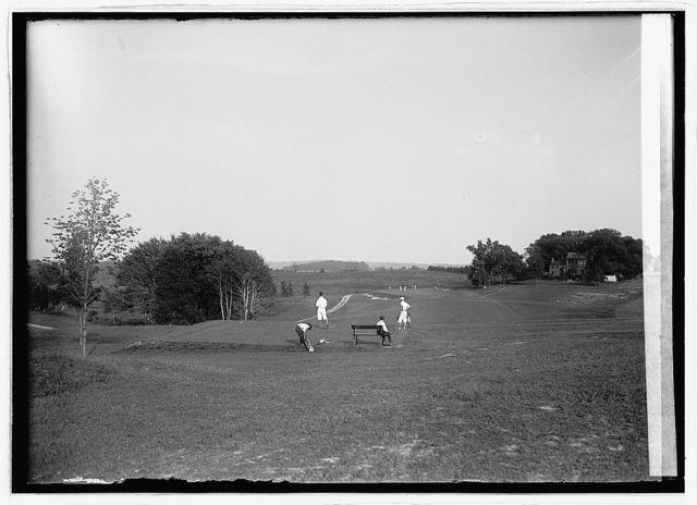 Congressional Country Club, [Bethesda, Maryland]
