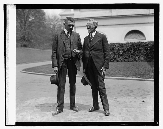 Dr. Horace M. Brown & Dr. Sawyer
