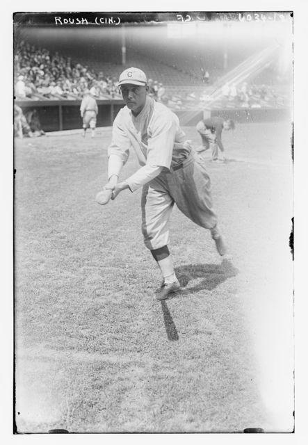 [Edd Roush, Cincinnati NL (baseball)]