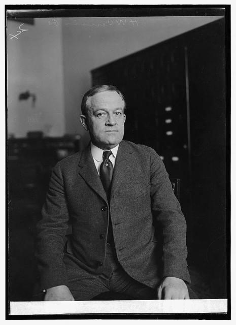 Herbert W. Cummings of Penna.