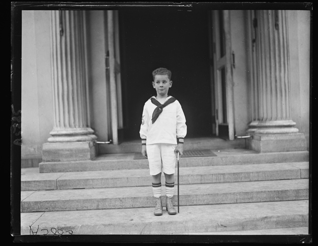 James Harrison LeFever [White House, Washington, D.C.]