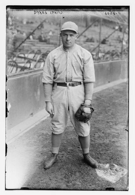 [Jimmy Dykes, Philadelphia AL (baseball)]