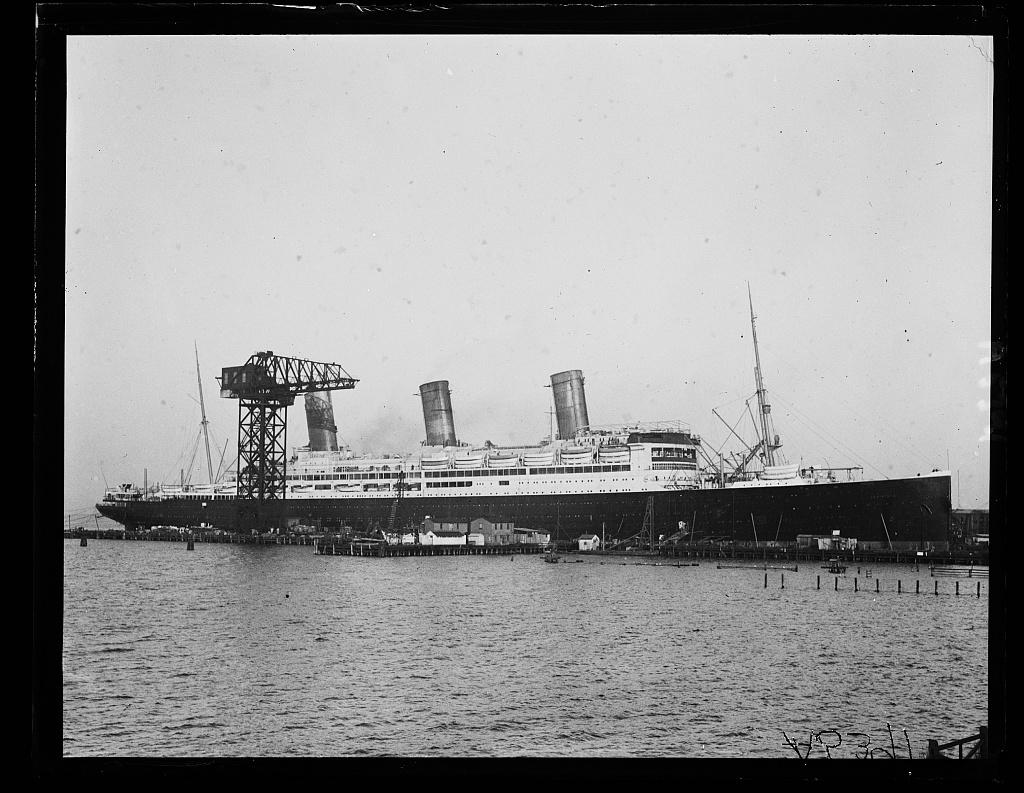 Leviathan [ship]